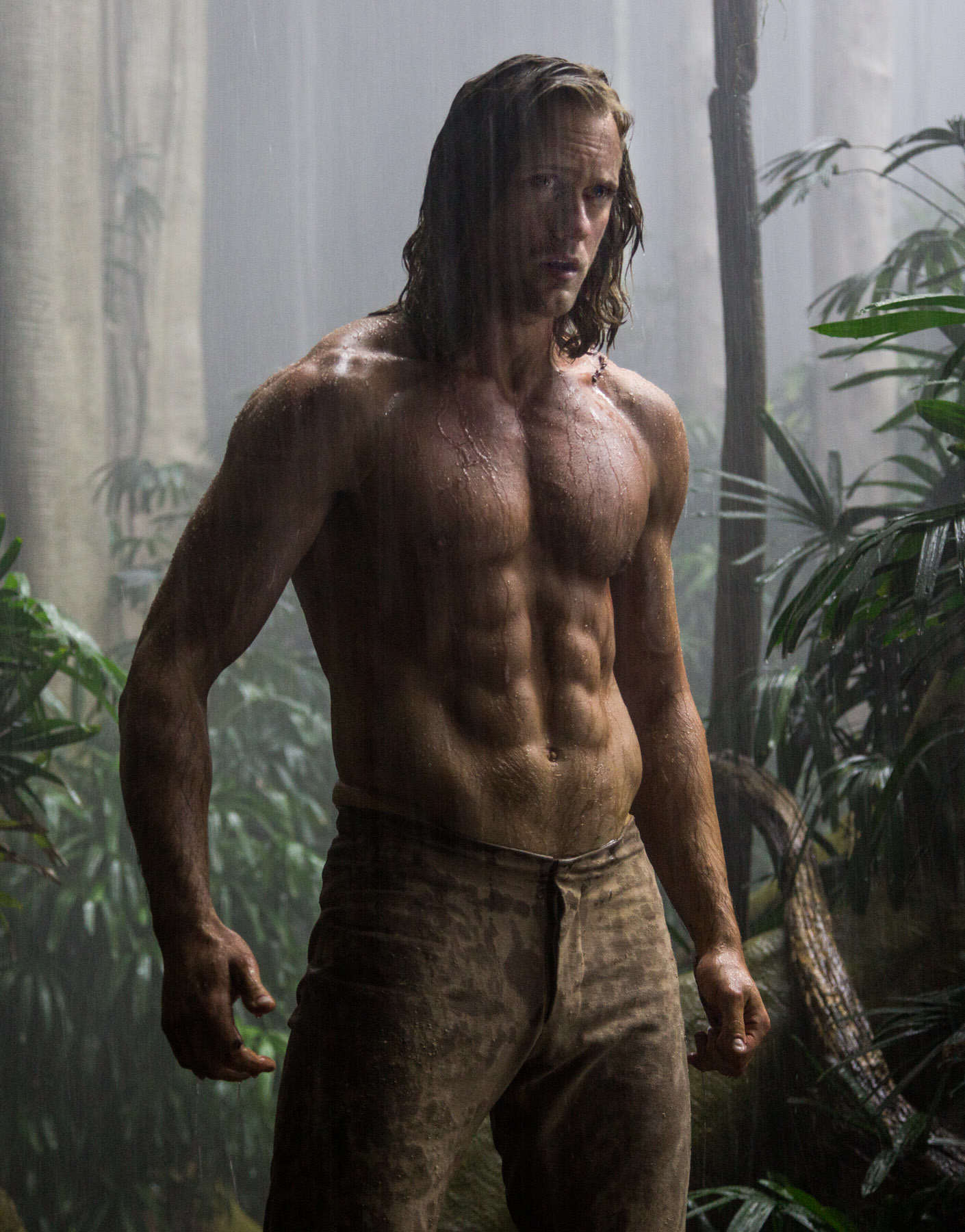 the legend of tarzan1 Heres The Training Plan That Got Tarzan Star Completely Ripped