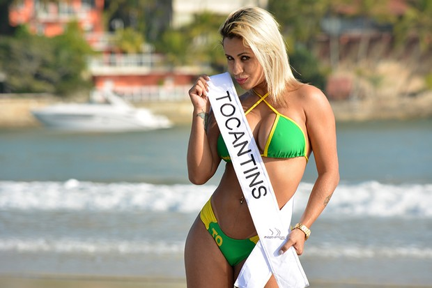 Former Miss Bum Bum Competitor Films Porn Scene On Rio Beach unnamed