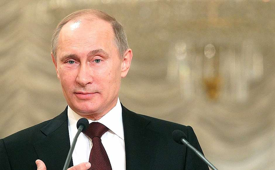 Vladimir Putin Disappears After Cancelling Public Appearances vlad1