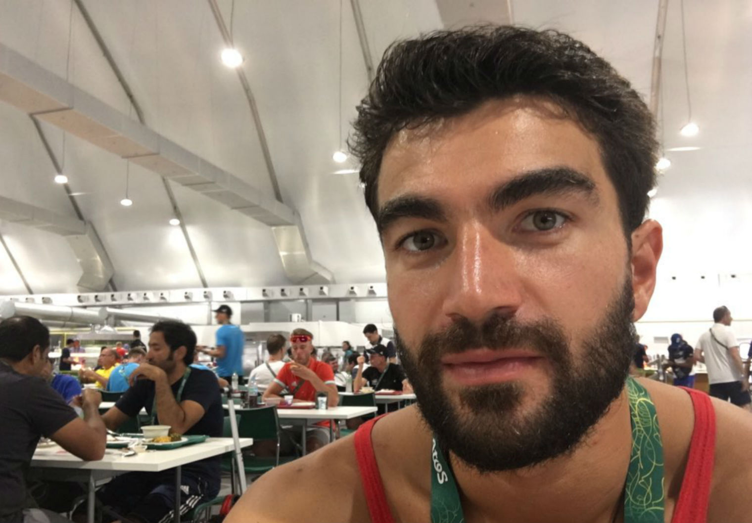 17300 1xbzxdt Tongan Swimmer Has Perfect Response To Article Outing Gay Olympians