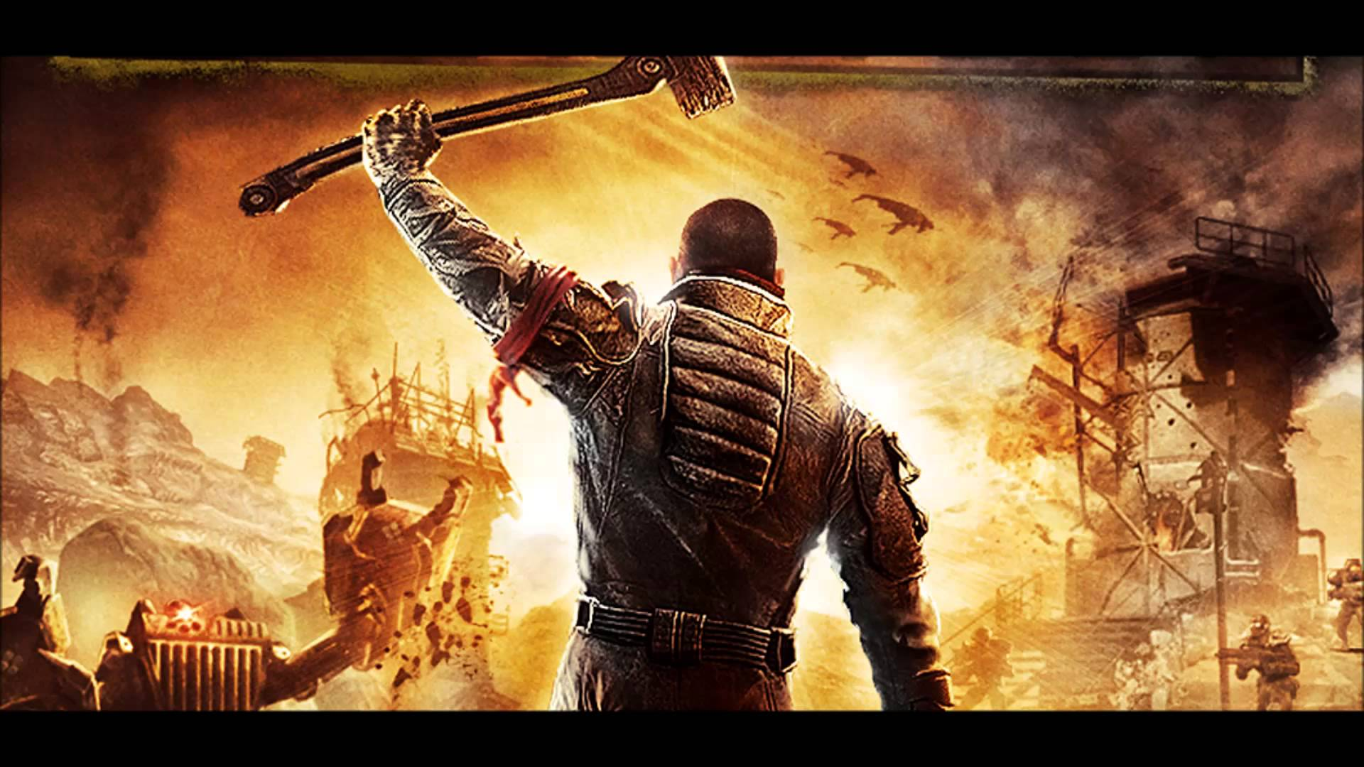 1920x1080px red faction guerrilla 369768 THQ Return With A Tonne Of New Games In Development