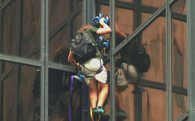 49029017.cached Heres Why A Guy Tried To Climb Trump Tower