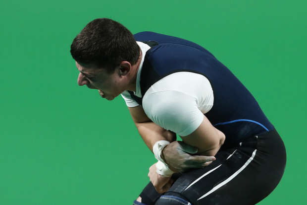 588300566 This Horrific Injury Might Be The Olympics Most Brutal Yet