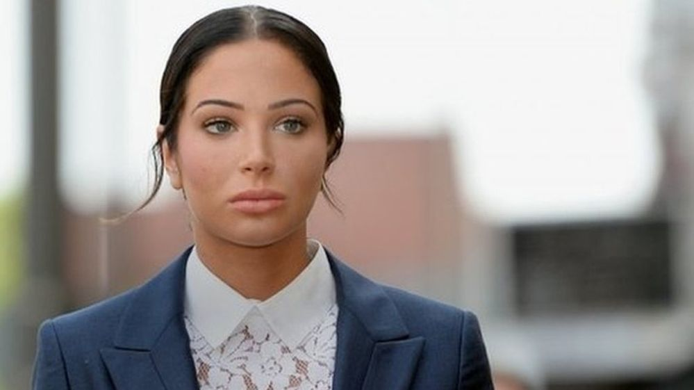 Tulisa Is Getting Absolutely Destroyed Over This Sweet Like Chocolate Cover 76702104 tulisa