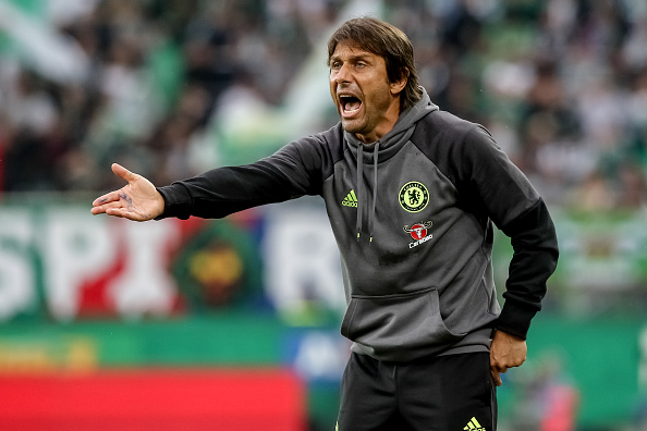 Conte CFC Getty 4 Chelsea Confirm Unsettled Stars Future As Deadline Day Approaches