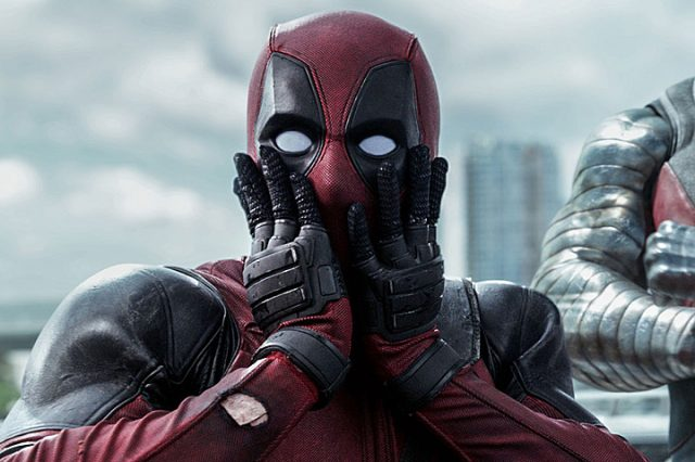 DeadpoolShocked 640x426 Deadpool Launches Oscar Campaign With Hilarious Letter From Ryan Reynolds