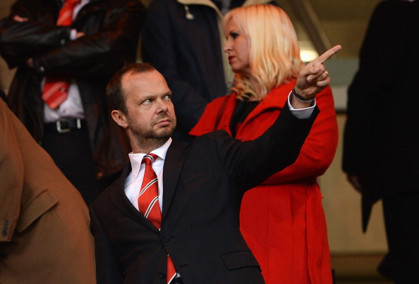 Ed Woodward Getty Real Madrid Galactico Set For Huge Manchester United Move?