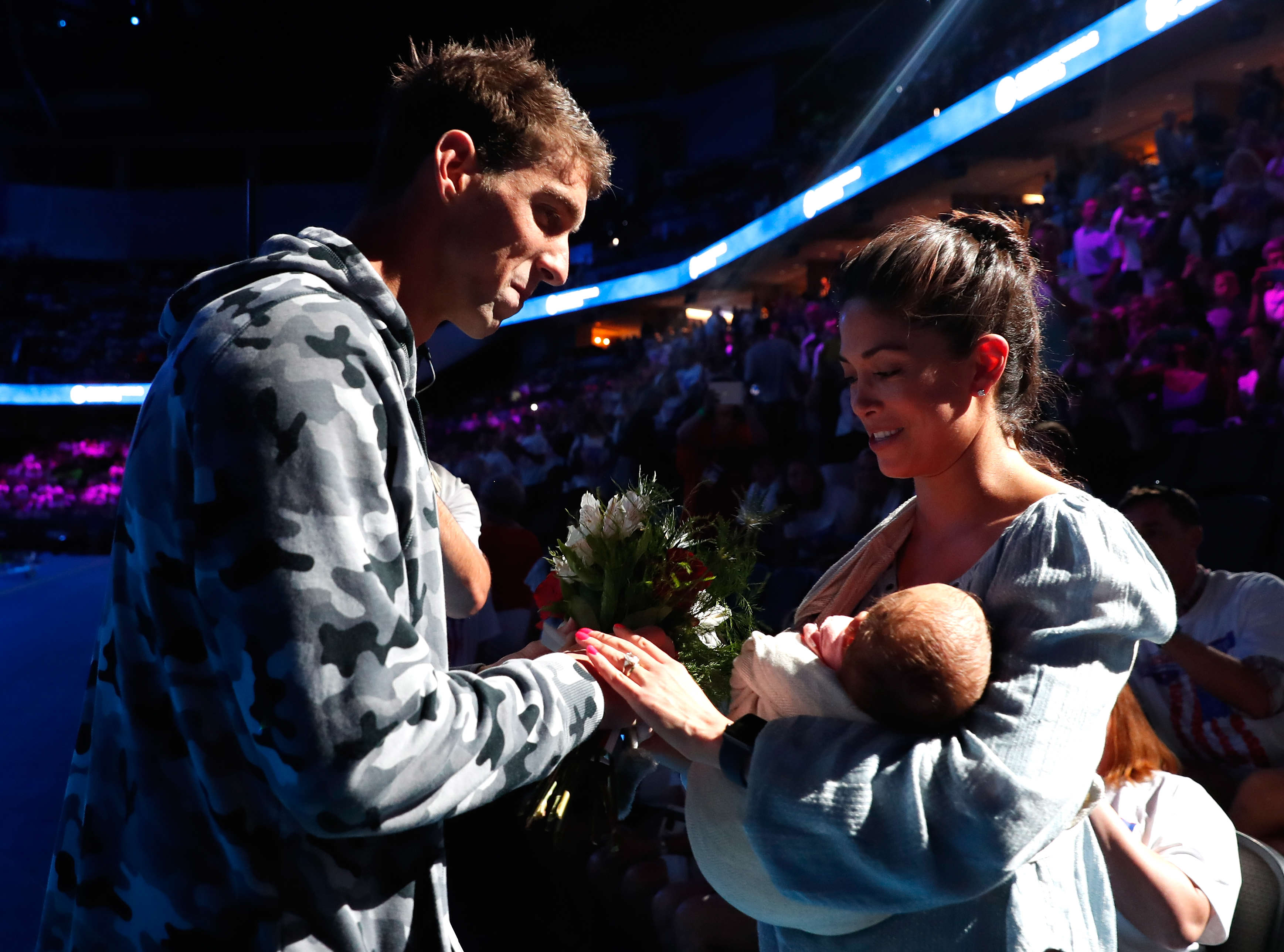 GettyImages 544218330 Michael Phelps Alleged Intersex Ex Goes On Facebook Rant