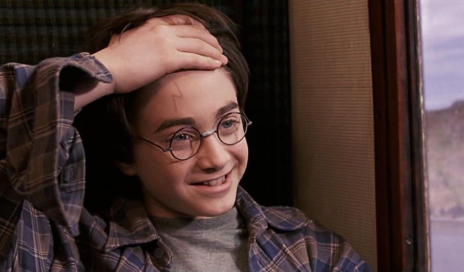 Harry Potter Scar Drunk People In Magaluf Are Getting Harry Potter Scar Tattooed On Foreheads