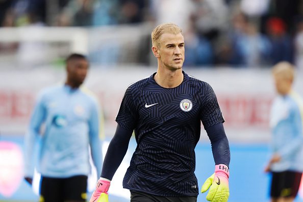 Hart Getty City Guardiola Makes Huge Claim About Dropping Star Players