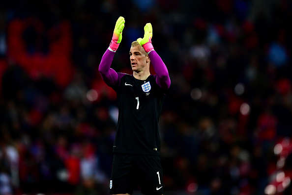 Hart Clanger Convinces Pep To Make Huge Move For Class Goalie Hart Getty