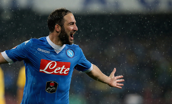 Chelsea Set To Benefit From Man City Transfer Decision? Higuain Getty 2