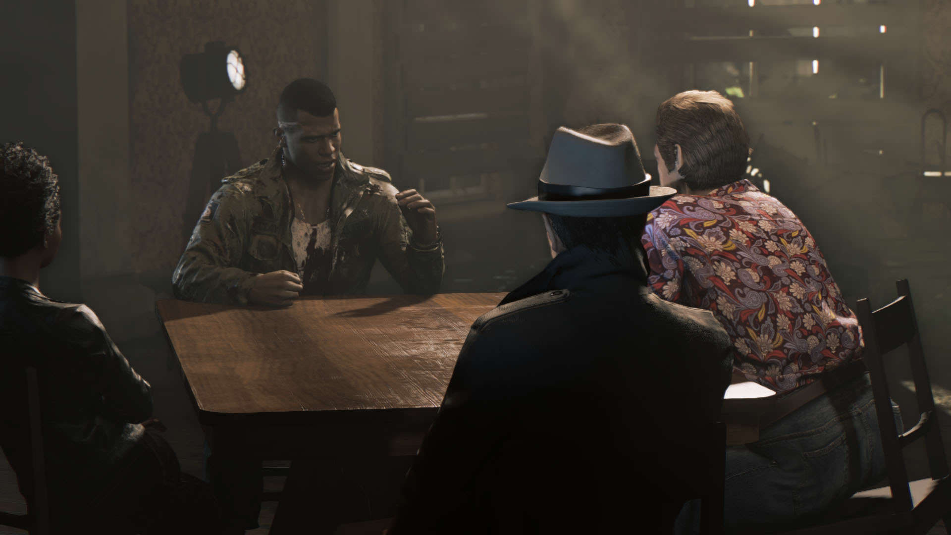 Mafia3 SitDown Mafia 3 Trailer Takes A Violent Tour Of New Bordeux