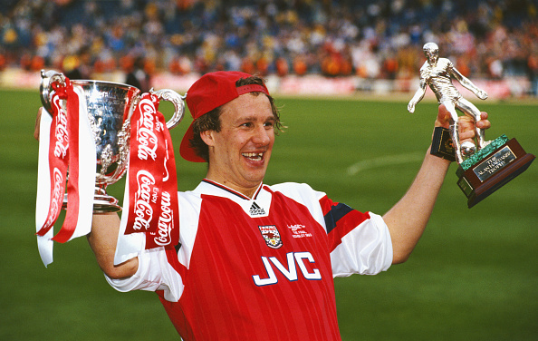 Merson Getty Arsenal Legend Sums Up What We All Think About Wenger