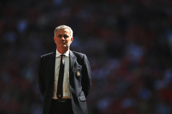 Mourinho Getty MU Shield 1 Real Madrid Galactico Set For Huge Manchester United Move?