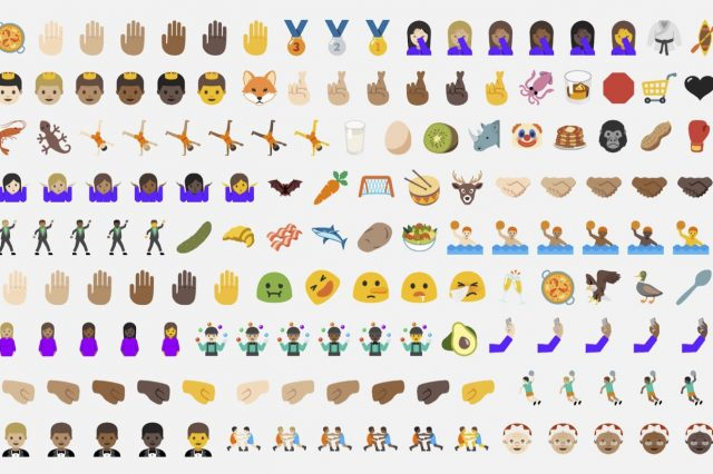 New Emoji 640x426 Android 7.0 Nougat Begins Rolling Out To Nexus Devices