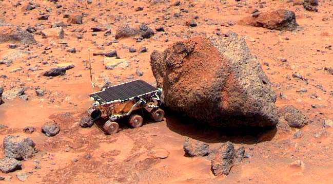 Pathfinder01 New Evidence May Have Confirmed Life On Mars