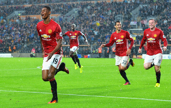 Rashford Getty vs Hull Wayne Rooney Issues Demand To Mourinho Over Starlet