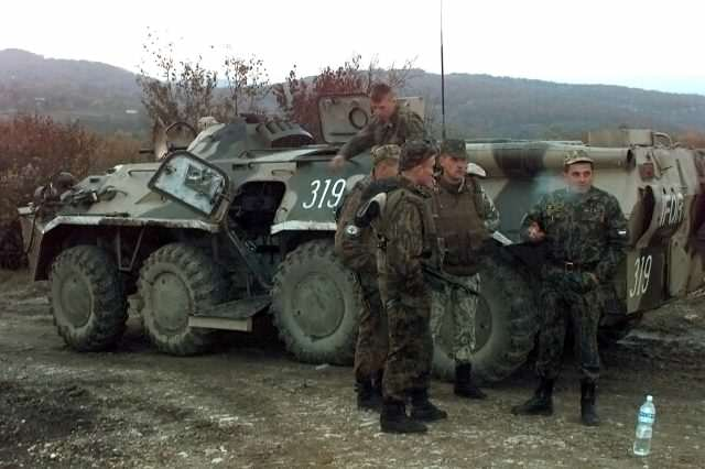 Russian Army Bosnia 640x426 Meet The First Line Of Defence Against The Threat Of Russian Invasion