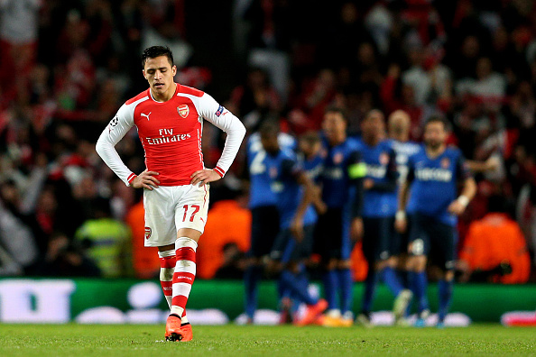 Arsenal Face Losing Best Two Players After Contract Extension Rejection Sanchez Getty