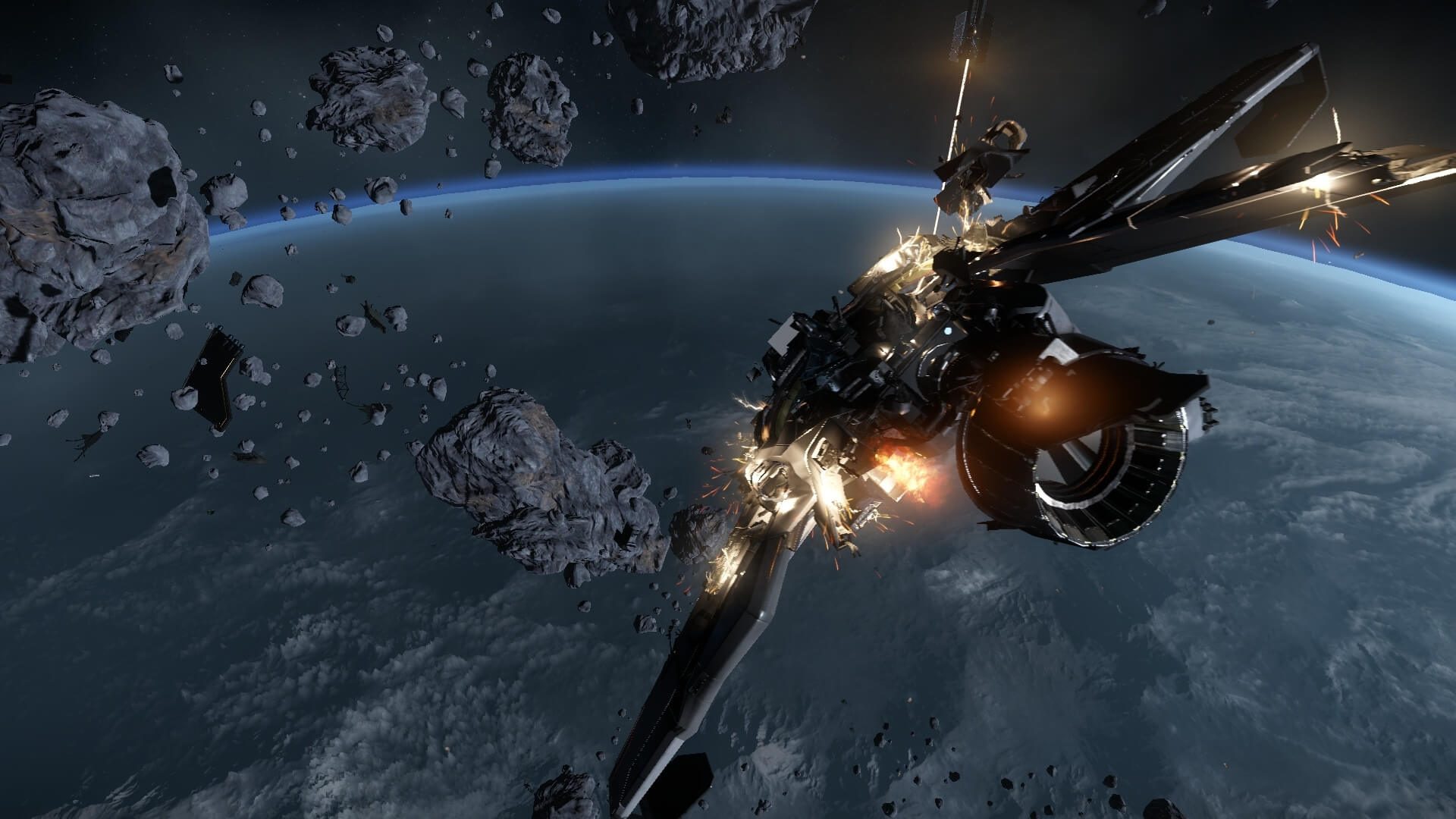 Star Citizen Ship Exp Star Citizen Looks Absolutely Astonishing In New Gameplay Demo