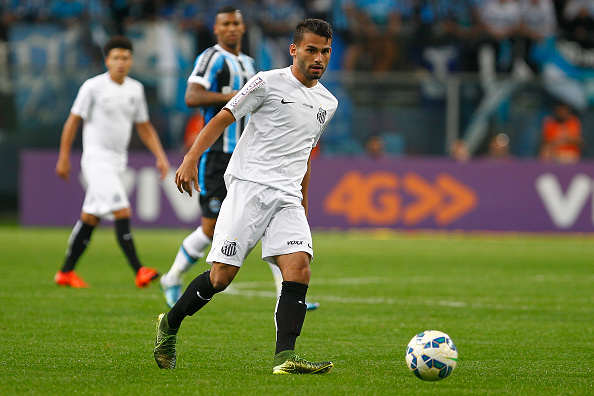 Chelsea Eye Coveted Brazilian Starlet As Conte Revamps Squad Thiago Maia Getty