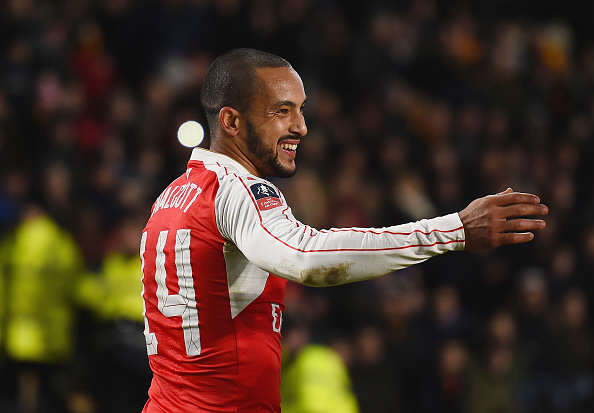 Walcott Getty 2 Arsenal Forward Desperate To Reinvent Himself To Save Career