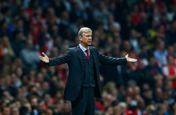 Arsenal Reject Approach For Vital Player As Injury Crisis Deepens Wenger Getty