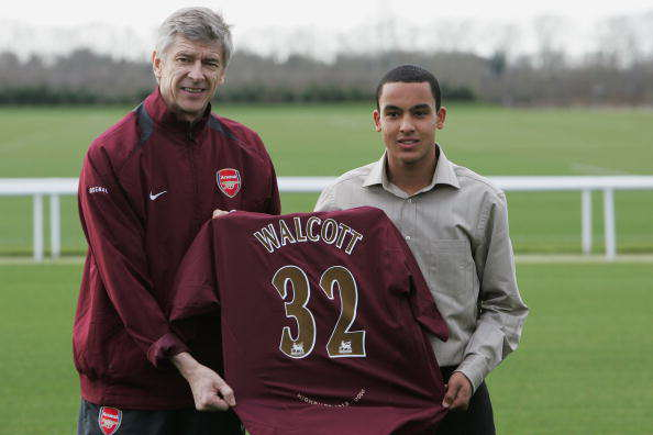 Wenger Walcott Getty Wenger Explains Why He WONT Spend Money In Transfer Market