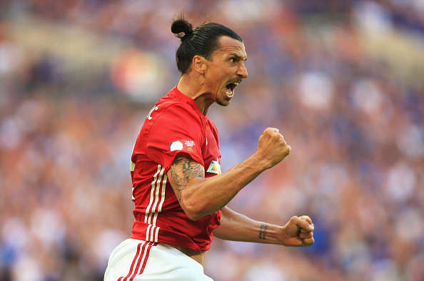 Zlatan Getty Man U We Spoke To An Arsenal Legend To Get His Premier League Predictions