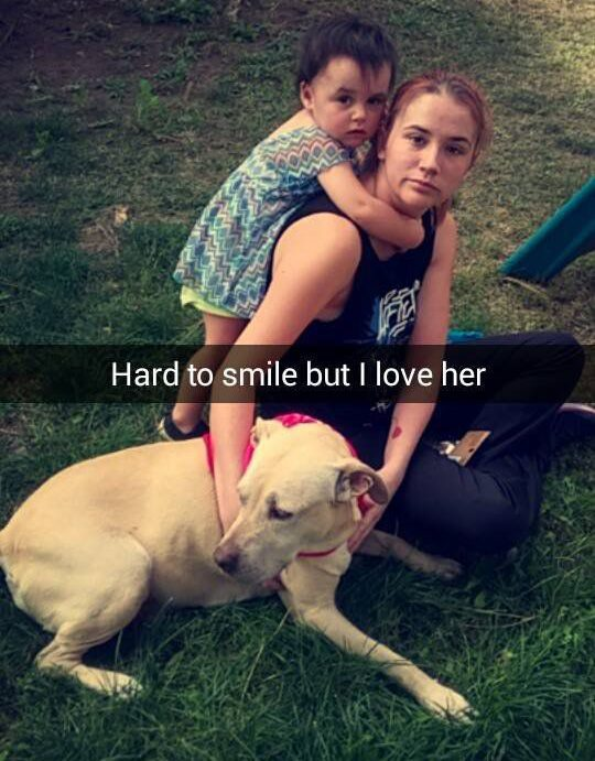 ad 217184135 e1472292187720 This Woman Gave Her Dog The Best Last Day Ever And Were Crying Inside