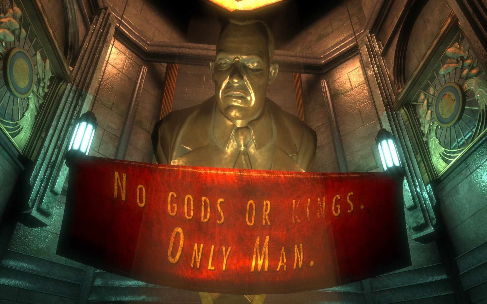 bioshock pc.0 Check Out BioShocks Iconic Opening Minutes Remastered