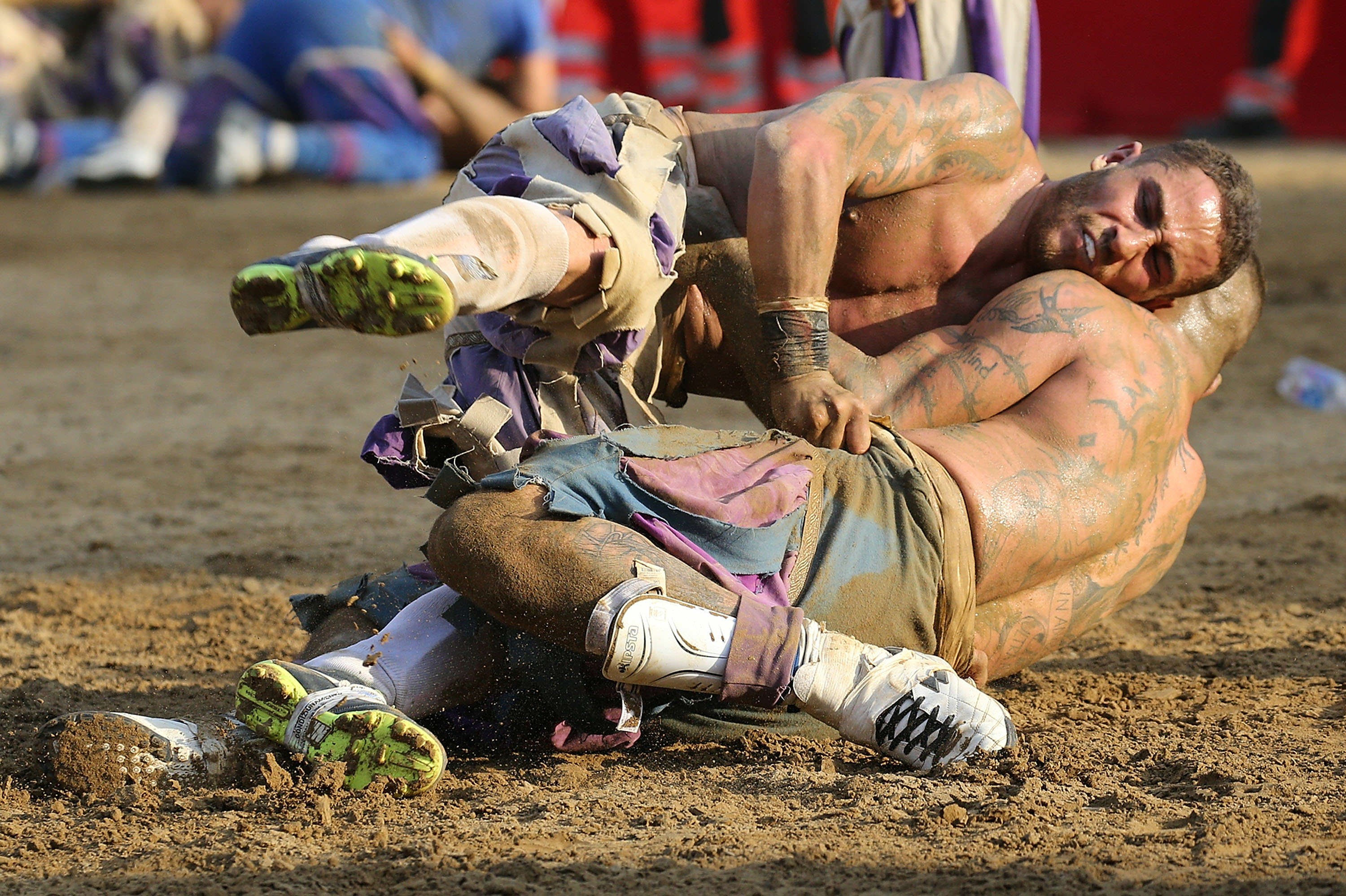 calcio5 This Version Of Football Could Be The Worlds Most Brutal Sport