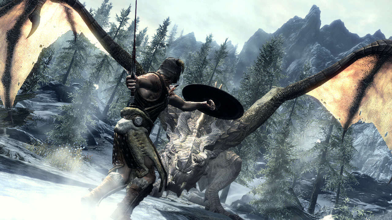 dragonfight Elder Scrolls Movie Could Happen, But Only With This Director