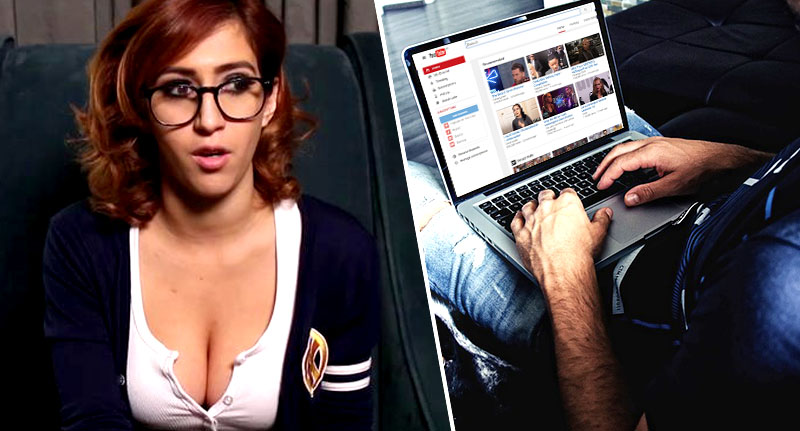 face porna These Seriously Explicit Videos Keep Appearing On YouTube