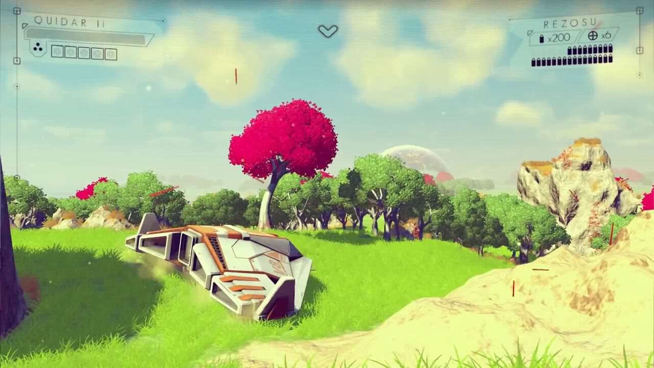 gallery 1456925128 no mans sky ss 1 1 No Mans Sky Player Claims To Have Already Finished Game