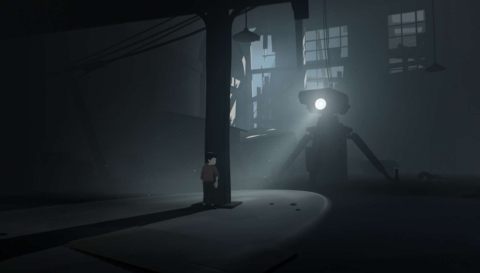 inside game playdead Critically Acclaimed Indie Game Coming To PS4