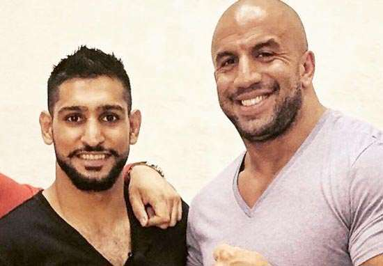 khan1 Muslim MMA Fighter Calls Out ISIS In Candid Facebook Post
