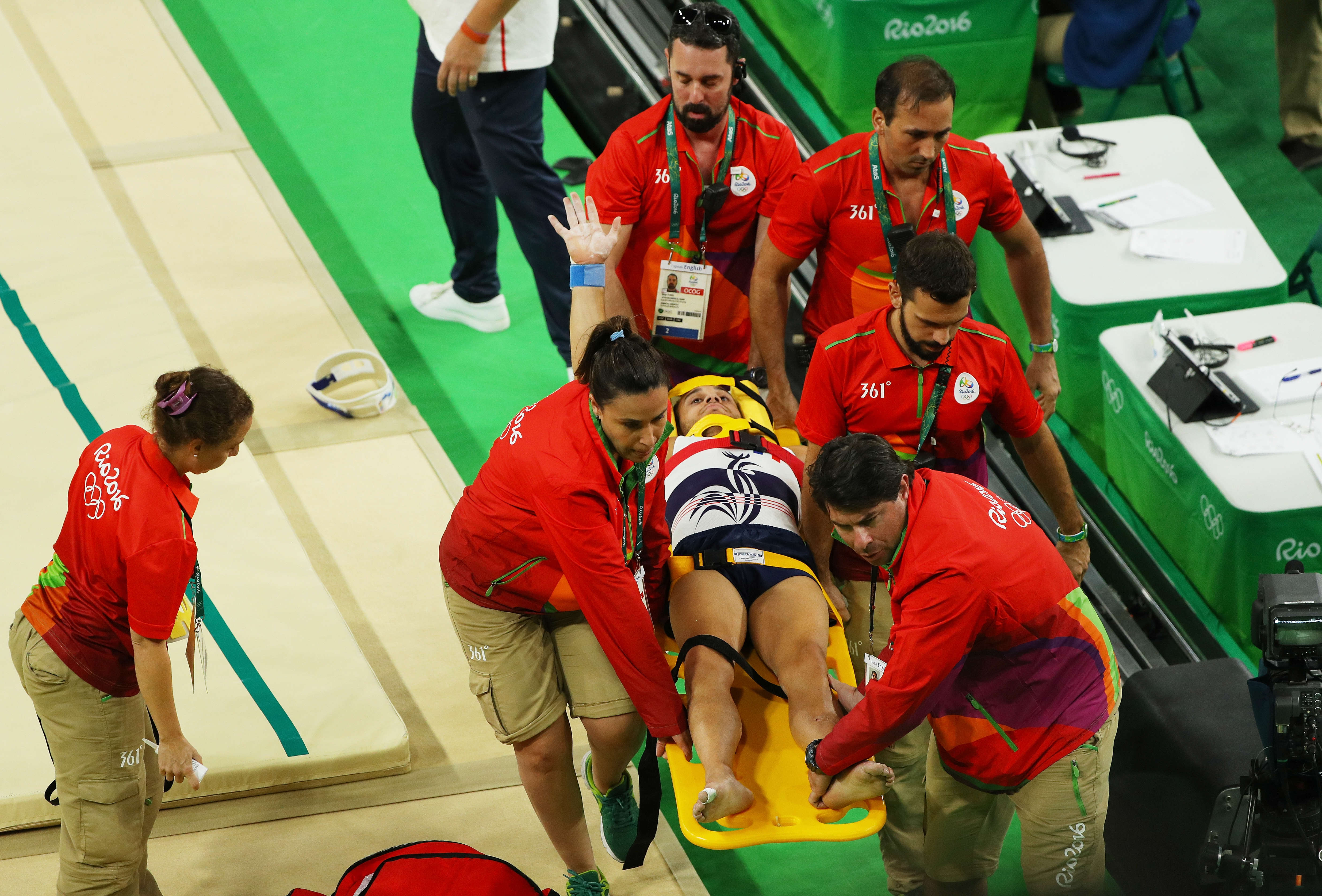 leg1 1 This Horrific Injury Might Be The Olympics Most Brutal Yet