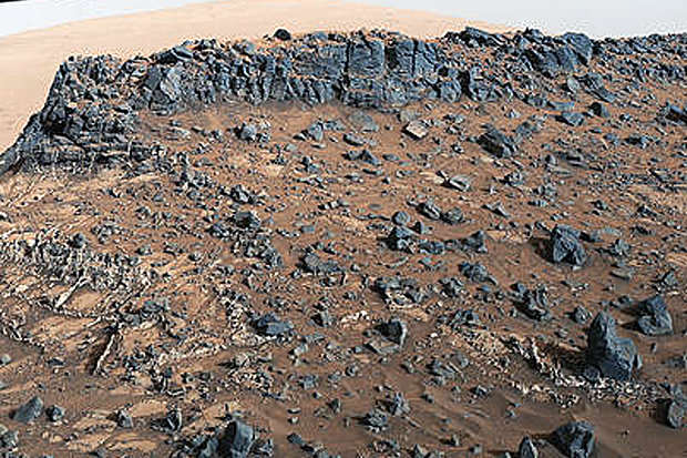 mars veins 605192 New Evidence May Have Confirmed Life On Mars