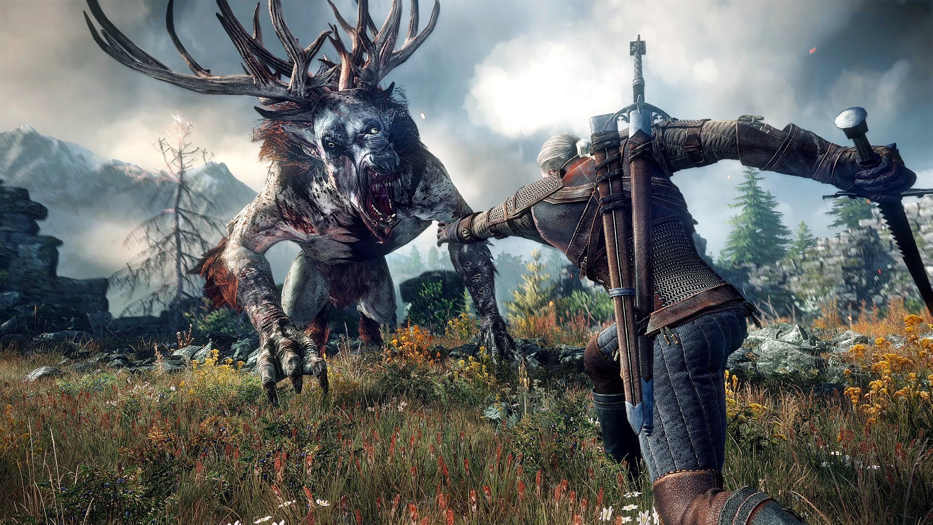 maxresdefault 25 Witcher 3 Behind The Scenes Video Highlights Music And Sound Effects
