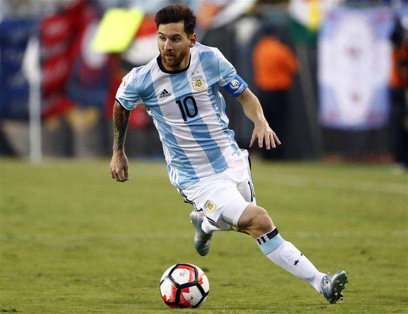 messi arg Messi Does Massive Argentina U Turn, Gets Trolled To High Heaven