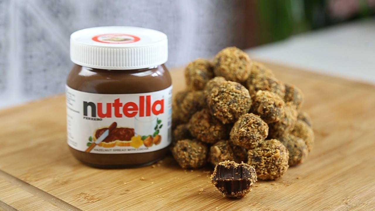 nutella222 Heres How To Make Nutella Truffles