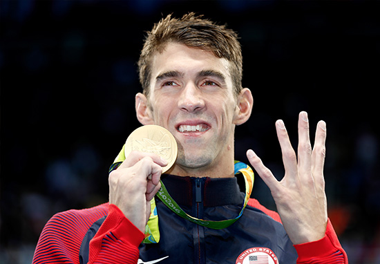 This Is American Olympian Michael Phelps New Diet phelps1 1