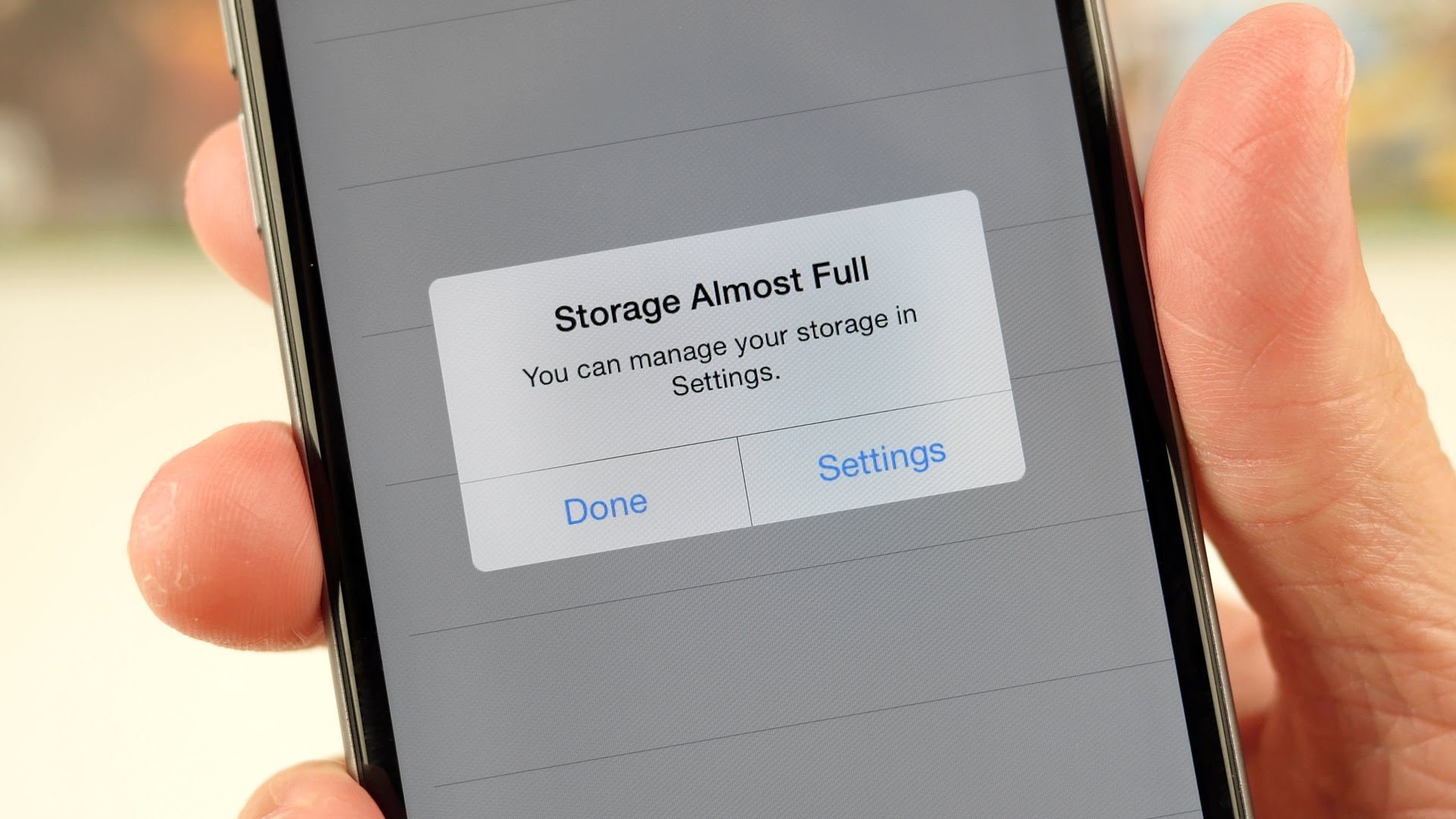storage Latest iPhone 7 Leak Could Mean The End For Its Most Annoying Issue