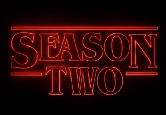 strangerthings Netflix Confirm Stranger Things Season Two With Tantalising Teaser Trailer
