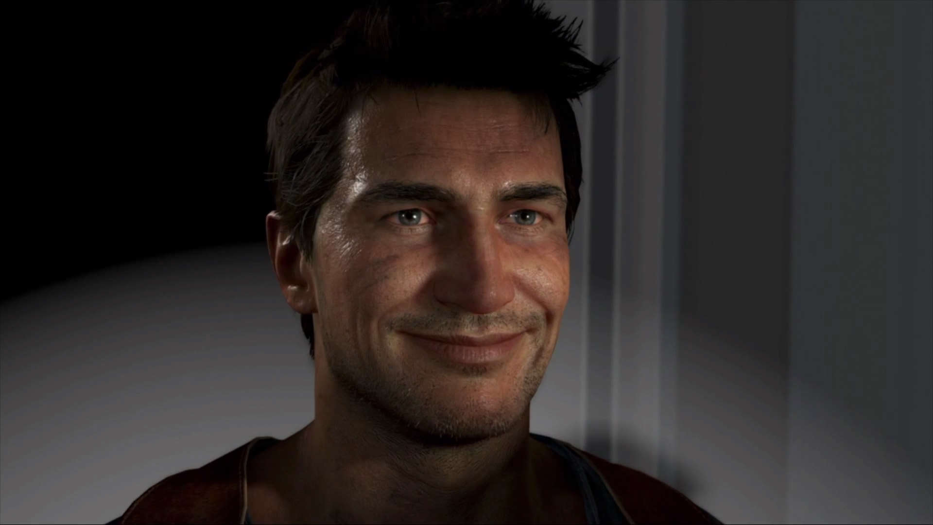 uncharted 4 drake smile.0 Uncharted 4 Director On The Fate Of Nathan Drake