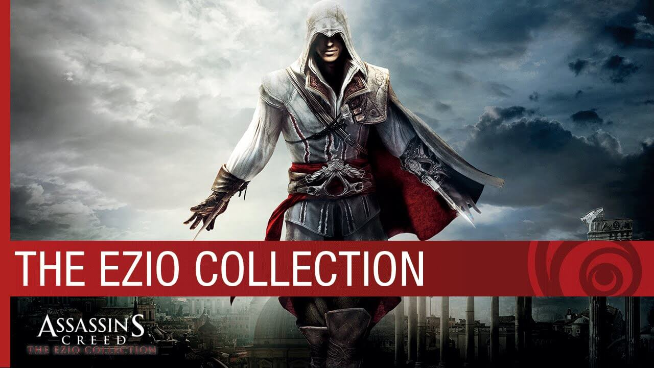 056264 Remastered Assassins Creed Ezio Collection Officially Announced