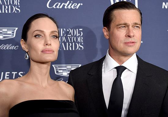 1 6 Shock Report Claims Brad Pitt Was Having Affair With Oscar Winning Actress