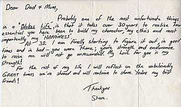 1 Secret Steve Irwin Letter From Beyond The Grave Has Been Discovered